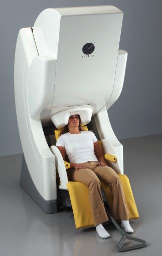 MEG scanner